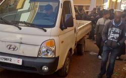 الحسيمة.. السلطات تتدخل لتحرير محيط سوق ميرادور من الفراشة