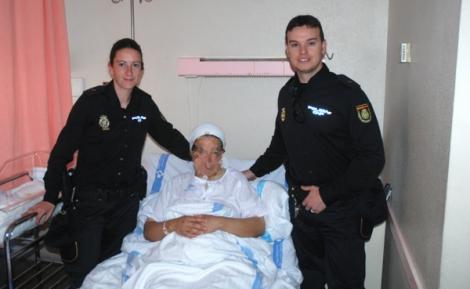 الشرطة الإسبانية تسعف مغربية باغثها المخاض بمعبر بني انصار