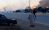 اشتداد المواجهات ببني بوعياش وامزورن واحراق المزيد من سيارات الشرطة (فيديو وصور)