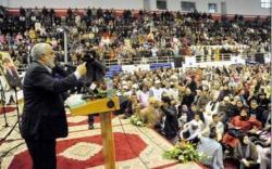 حزب العدالة والتنمية يعقد مؤتمره السابع
