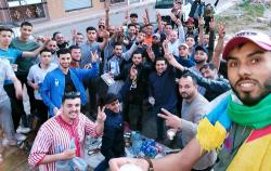 العفو الملكي بمناسبة عيد الفطر شمل 17 من معتقلي الحراك