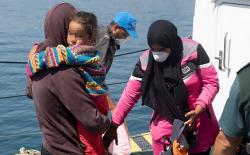 اسبانيا.. انقاذ 27 مهاجرا ينحدرون من الريف بينهم امراة و3 اطفال