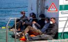 البحرية الاسبانية تنقذ 6 مهاجرين سريين ينحدرون من بني بوعياش والحسيمة