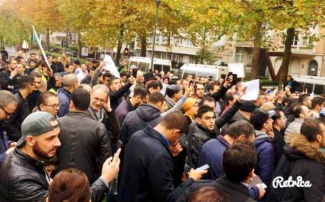"""قضية """"فكري"""" تدفع نشطاء بأوربا للاحتجاج امام المفوضية الاوروبية"""