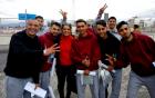 الشرطة الاسبانية تفرج عن 14 مهاجرا سريا ريفيا تم انقاذهم الاربعاء الماضي