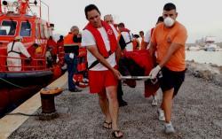 محاكمة مهربين بعد غرق اكثر من 15 مهاجرا سريا ابحروا من الناظور