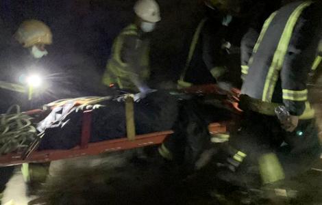 مصرع 3 اشخاص في حادثة خطيرة بمنعرجات بوعلما قرب الحسيمة (فيديو)