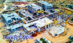 اشغال البناء بالمركز الاستشفائي الاقليمي للحسيمة تشارف على نهايتها