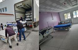 مستشفى الحسيمة يتعزز باكثر من 190 سرير ومعدات طبية جديدة