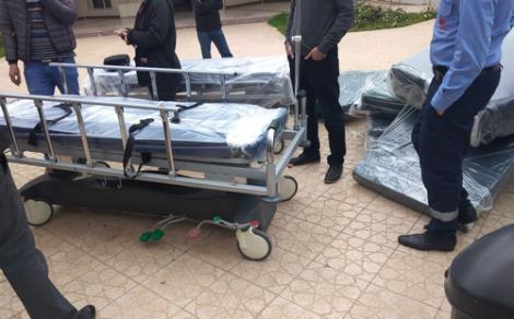"""في عز أزمة كورونا.. شركة تزود مستشفى الحسيمة بأجهزة طبية """"مغشوشة """""""