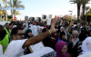 """انطلاق مسيرة """"الاكفان"""" بالحسيمة"""