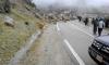 انهيار صخري يقطع الطريق الوطنية رقم 2 بين الحسيمة وشفشاون