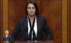 نبيلة منيب تطالب حكومة اخنوش بالافراج عن معتقلي حراك الريف