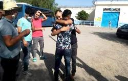 ناشط حراكي يعانق الحرية بعد قضائه 8 اشهر وراء القضبان
