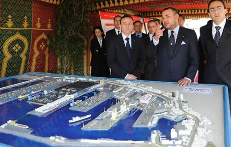 المغرب يحصل على قرض بـ 113 مليون أورو لتمويل المركب المينائي للناظور غرب المتوسط