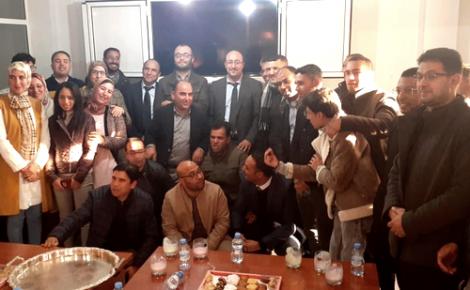 الناظور .. تكريم مدير الوكالة الحضرية إثر إنتقاله الى الحسيمة