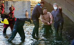 اسبانيا .. مغربي يقفز في نهر بدرجة التجمد هربا من الشرطة