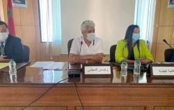 انتخاب نجيب الوزاني رئيسا لجماعة الحسيمة (+ تشكيلة المكتب)
