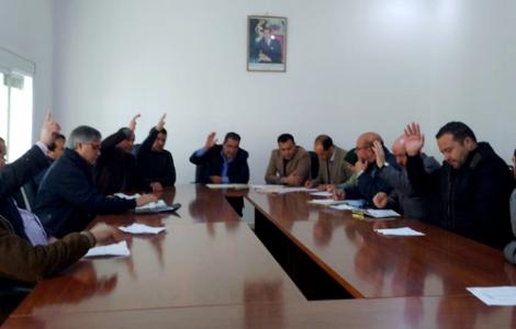 مجلس جماعة النكور يخصص 600 مليون كمساهمة لانجاز مشاريع تنموية