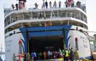 عودة المغاربة عبر الرحلات البحرية
