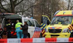 مقتل 3 أشخاص وإصابة رابع في حادث إطلاق النار في هولندا