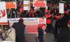 مسيرة  في الرباط تدعو الحكومة إلى الاستجابة لمطالب الريف وجرادة