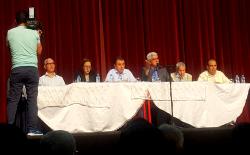 مؤتمر لحزب العهد الديموقراطي بسلا يعيد انتخاب الوزاني امينا عاما