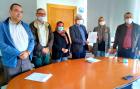 المجلس الوطني لحقوق الانسان يهنئ رئيس جماعة الحسيمة الجديد