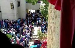 مصرع طالب سقط من الطابق الثالث في الحي الجامعي بوجدة