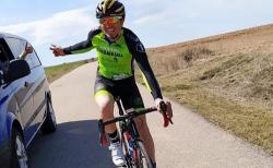 للتضامن مع الفقراء .. دراج يقطع 1000 كلم من اسبانيا الى تارجيست