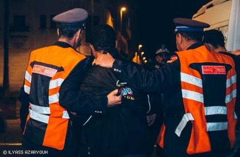 الناظور .. توقيف مروج كوكايين رفقة مفتش شرطة
