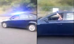 """فرنسا.. """"عصابة من شرطة"""" تعترض سيارات مغاربة هولندا وتسرقهم بالسلاح (فيديو)"""