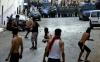 أ ف ب: إصابة نحو 80 شرطيا في أعمال عنف بالحسيمة خلال يومين