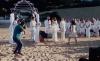 زفاف أوروبي على شاطئ كيمادو بالحسيمة