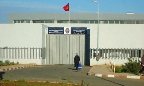 """5 معتقلين يشتبه إصابتهم بكورونا بسجون """"راس الماء"""" و""""بوركايز"""" و""""طنجة 1"""""""