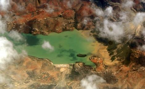 زيادة طفيفة في منسوب مياه سد الخطابي بالحسيمة