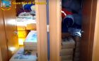 ضبط 6 اطنان من الحشيش المغربي في سفينة امريكية بالمتوسط (فيديو)