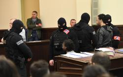 صلاح عبد السلام يلتزم الصمت بأولى جلسات محاكمته ببروكسل