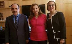 """""""العلبة السوداء"""" لالياس العماري تقدم استقالتها من حزب """"البام"""""""