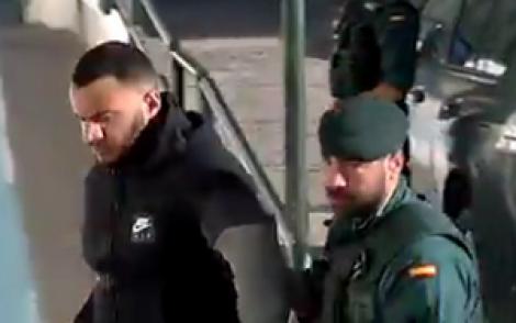 اعتقال مغاربة متهمين بقتل شرطي اسباني