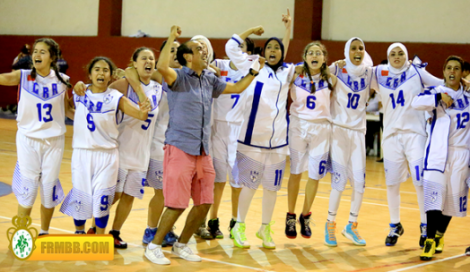 سيدات شباب الريف الحسيمي لأول مرة في نهائي كأس العرش