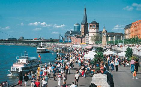 رئيسي بلديتي الناظور والدريوش في المانيا للبحث عن مستثمرين