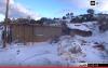 الثلوج تزيد من معاناة سكان جبال اقليم الحسيمة
