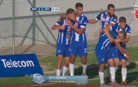 شباب الريف 2-0 المغرب التطواني