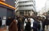 الحسيمة .. ورود ومسيرة عفوية تستنفر الأمن في ذكرى 20 فبراير