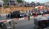 احتجاجات صاخبة تعقب جنازة عماد العتابي بالحسيمة