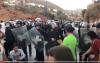 احتجاجات بعد جنازة العتابي