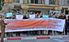 الشغيلة الجماعية للحسيمة تواصل احتجاجاتها وترفض تسييس ملف السكن