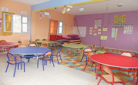 مشروع لبناء 52 حجرة للتعليم الاولي بجماعات اقليم الحسيمة