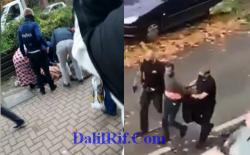 بلجيكا.. شخص يطعن زوجته المغربية في الشارع العام ويرديها قتيلة